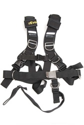 deep outdoors adjustable comfort harnass (not upgrade) (incl 2008) R706 *Buy rEvo Rebreathers at OceanEdge Outfitters 908-359-5468