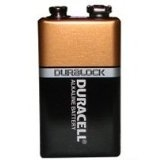 9v Alkaline Battery for rEvo External Battery Box R9V *Buy rEvo Rebreathers at OceanEdge Outfitters 908-359-5468