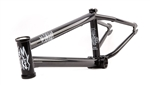 S&M Dagger BMX Frame Gloss Black - Hot June Sale Now at Bikecraze.com