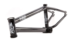 S&M Dagger BMX Bike Frame Gloss Black - On Sale NOW at Bikecraze.com