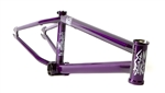 S&M Dagger BMX Frame Sour Grape - On Sale Now at Bikecraze.com and locally in our store (Bikecraze - Anaheim)
