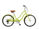 Tuesday Cycles March 7 LS Ladies Step Thru Bike Avocado 2017 - April Clearance Sale Now at Bikecraze.com!