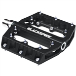 Blackspire Sub4 Enduro Mountain Bike Pedals Black - Hot June Sale Now at Bikecraze.com