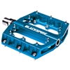 Blackspire Sub4 Enduro Mountain Bike Pedals Blue - 24-Hour Inventory Reduction Sale Now at Bikecraze.com