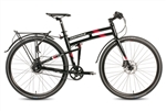 Montague Allston Hybrid Folding Bike 2018 BONUS Soft Bag - Huge Sale Now 0n Bikecraze.com