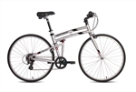 Montague Crosstown Hybrid Folding Bike 2018 - Huge Sale Now 0n Bikecraze.com