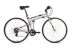 Montague Crosstown Hybrid Folding Bike 2018 - On Sale NOW at Bikecraze.com