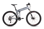 Montague Paratrooper Highline 27.5 Folding Mountain Bike 2018 - Huge Sale Now 0n Bikecraze.com