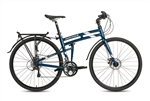 Montague Navigator Hybrid Folding Bike 2018 BONUS Soft Bag - Huge Sale Now 0n Bikecraze.com