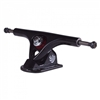 Paris V2 180mm 50 Degree Skateboard Trucks Black/Black - On Sale NOW at Bikecraze.com