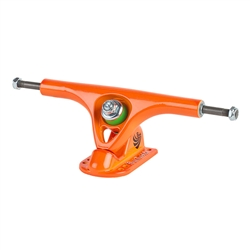 Paris V2 180mm 50 Degree Skateboard Trucks Orange - On Sale NOW at Bikecraze.com