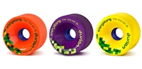 Orangatang Durian Freeride Longboard Skateboard Wheels 75mm