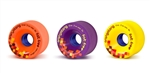 Orangatang Fat Free Freeride Skateboard Longboard Wheels 65Mm