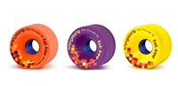 Orangatang Fat Free Freeride Skateboard Longboard Wheels 65Mm - Huge Sale Now 0n Bikecraze.com