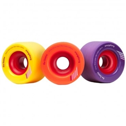 Orangatang Keanu Longboard Skateboard Wheels 66MM