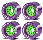 Orangatang Kegal Longboard Skateboard Wheels Purple
