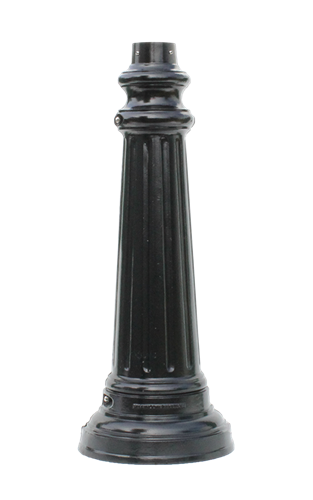 Streetscape - Cast Aluminum Post Base