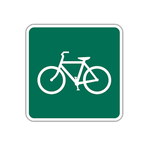"12"" Bicycles Permitted"
