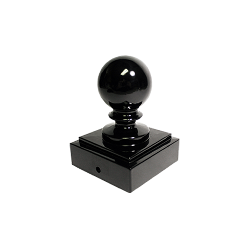 Ball Cap - Cast Aluminum Finial