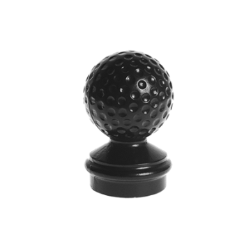 Golf Ball - Cast Aluminum Finial