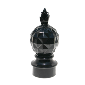 Pineapple - Cast Aluminum Finial