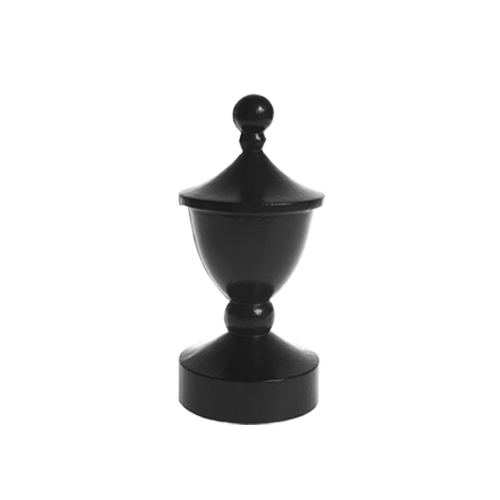 Trophy - Cast Aluminum Finial