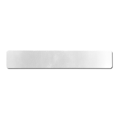 "36"" x 6"" BLANK High Intensity Prismatic Street Sign Blade"