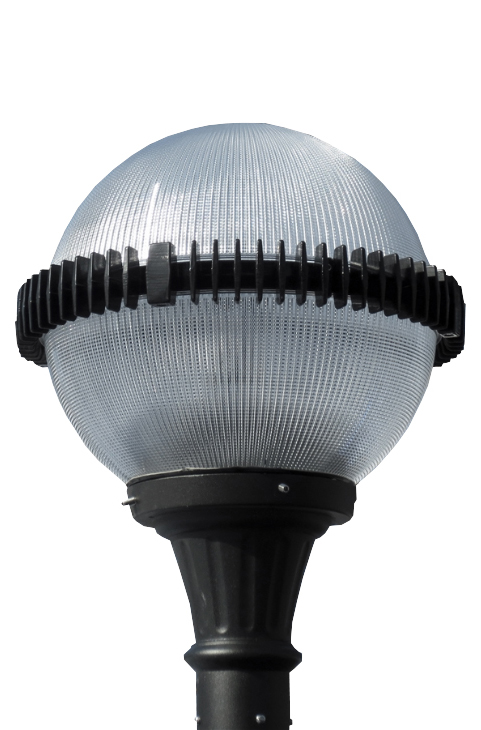 Ball of fire led post top light aloadofball Image collections