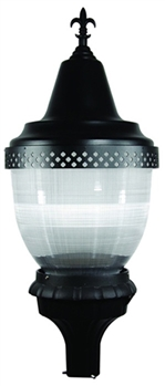 Bostonian Deluxe Mogul LED Post Top Light