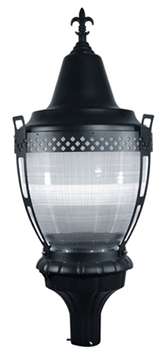 Bostonian Premium LED Post Top Light