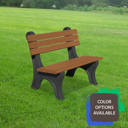 Miraculous 4Ft Park Classic Bench Evergreenethics Interior Chair Design Evergreenethicsorg