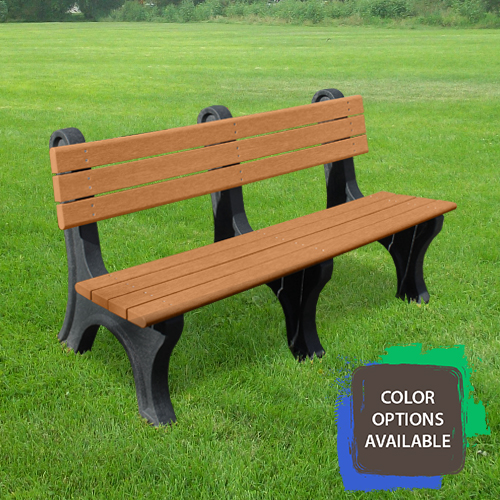 Admirable 6Ft Park Classic Bench Evergreenethics Interior Chair Design Evergreenethicsorg