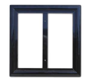Square Sign- Decorative Aluminum Extruded Frame