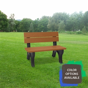 4ft Traditional Memorial Bench