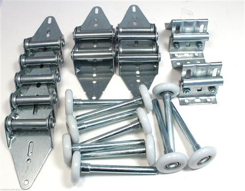 Garage Door Hinge And Roller Tune Up Kit 10x7 Or 12x7