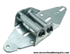 #2 Super Duty 11 Gauge Garage Door Hinge