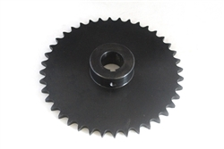 Part # 15-50B40QGH, LiftMaster 40 tooth sprocket