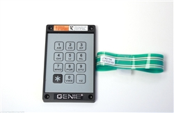Genie Garage Door Kep 1 Keyless Entry Keypad And Ribbon