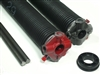 "garage door torsion spring .207 x 1 3/4"" pair, right wound and left wound"