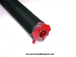 "garage door torsion spring .250 X 1.75"" Right Wound"