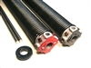 "garage door torsion spring .250 X 2 1/4"" pair, left wound and right wound"