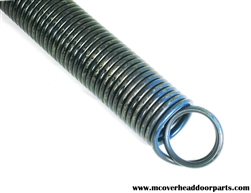 Extension Springs for 7' High Garage Door, 140#