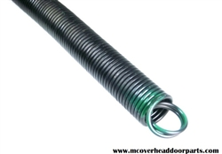 extension springs for 8 ft tall garage door, 120#
