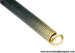 extension springs for 8 ft tall garage door, 180#