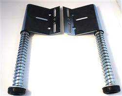 Pusher Bumper Brackets for Garage Doors