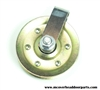 "Heavy Duty 3"" Sheave/Pulley With Clevis For Extension Springs"