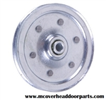 "Heavy Duty 4"" Sheave/Pulley For Extension Springs"