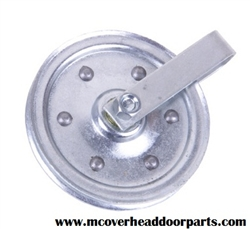 "Heavy Duty 4"" Sheave/Pulley With Clevis for Extension Springs"