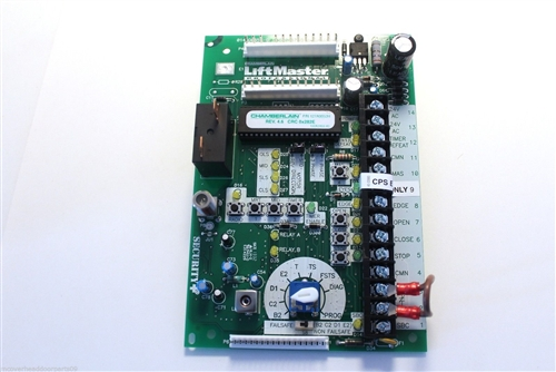 liftmaster commercial garage door openerLiftMaster Commercial Garage Door Opener L3 Logic Control Board