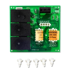 K001D8397, LiftMaster Logic 5 Three Phase Power Board Replacement Kit